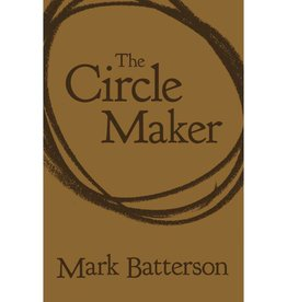 MARK BATTERSON Circle Maker Leather Edition