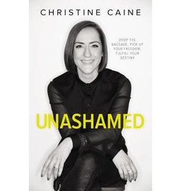 CHRISTINE CAINE Unashamed