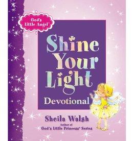 SHEILA WALSH Shine Your Light Devotional