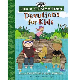 KORIE ROBERTSON Duck Commander Devotions For Kids