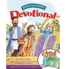 GWEN ELLIS Read & Share Devotional