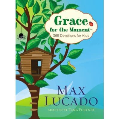 Max Lucado Grace For The Moment