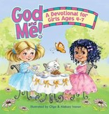God And Me - A Devotional For Girls Ages 4-7
