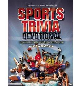 DAVE VEERMAN Sports Trivia Devotional