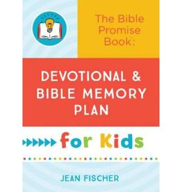 JEAN FISCHER The Bible Promise Book - Devotional & Bible Memory Plan