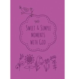 KIM NEWLEN Sweet & Simple Moments With God