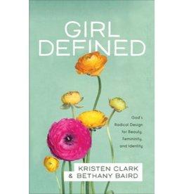 KRISTIN CLARK Girl Defined