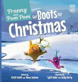 KRISTI SMITH & NENA JACKSON Franny and PomPom Get Boots for Christmas