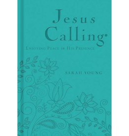 SARAH YOUNG Jesus Calling - Turquoise