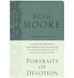BETH MOORE Portraits Of Devotion