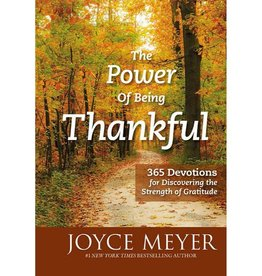 Joyce Meyer The Power Of Being Thankful