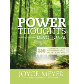 JOYCE MEYER Power Thoughts Devotional