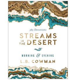L. B. COWMAN Streams In The Desert