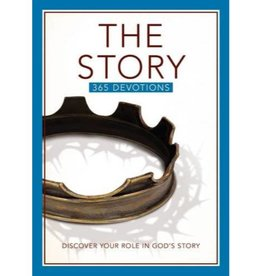 ZONDERVAN The Story: 365 Devotions