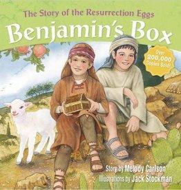 MELODY CARLSON Benjamin's Box
