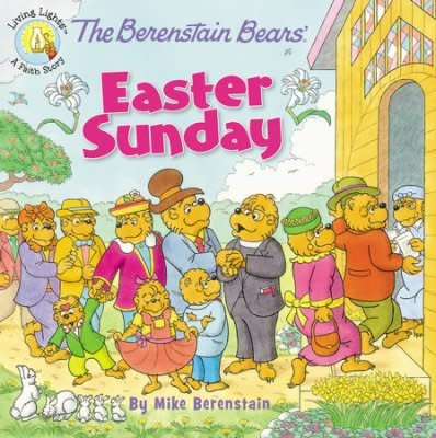 Jan Berenstain The Berenstain Bears Easter Sunday