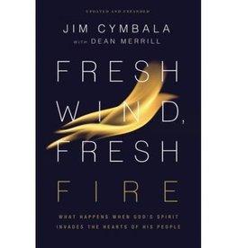 JIM CYMBALA Fresh Wind, Fresh Fire
