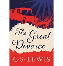 C S LEWIS The Great Divorce