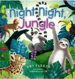 AMY PARKER Night Night, Jungle