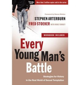 Stephen Arterburn Every Young Man's Battle