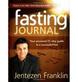 JENTEZEN FRANKLIN Fasting Journal