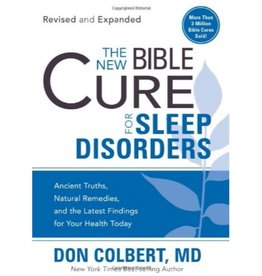DON COLBERT The New Bible Cure For Sleep Loss