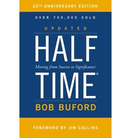 BOB BUFORD Halftime: Moving From Success To Significance