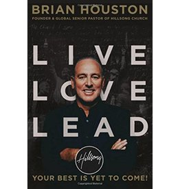 BRIAN HOUSTON Live Love Lead