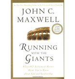 JOHN MAXWELL Running With The Giants
