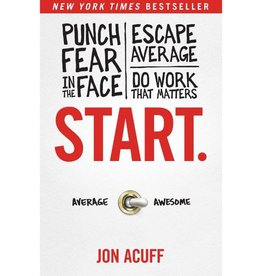 Jon Acuff Start.