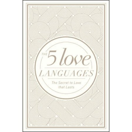 GARY CHAPMAN 5 Love Languages Gift Edition