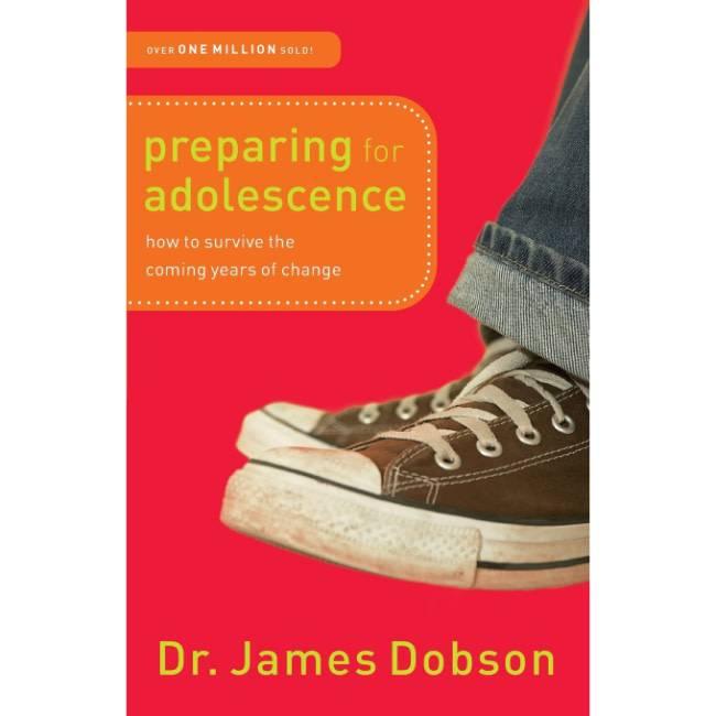 JAMES DOBSON Preparing For Adolescence