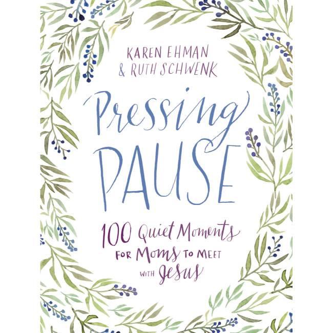 KAREN EHMAN Pressing Pause