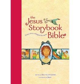 SALLY LLOYD - JONES The Jesus Storybook Bible - Red Hardcover Edition