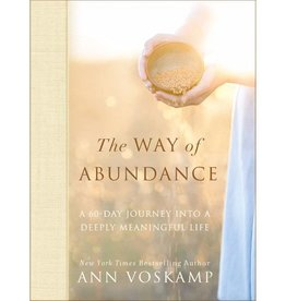 ANN VOSKAMP The Way of Abundance
