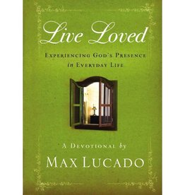 MAX LUCADO Live Loved