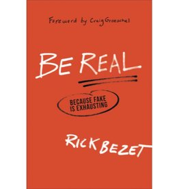 RICK BEZET Be Real