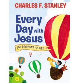 CHARLES STANLEY Every Day With Jesus