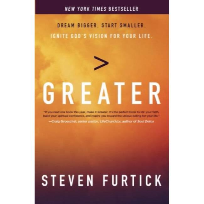 STEVEN FURTICK Greater