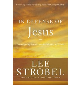 LEE STROBEL In Defense Of Jesus