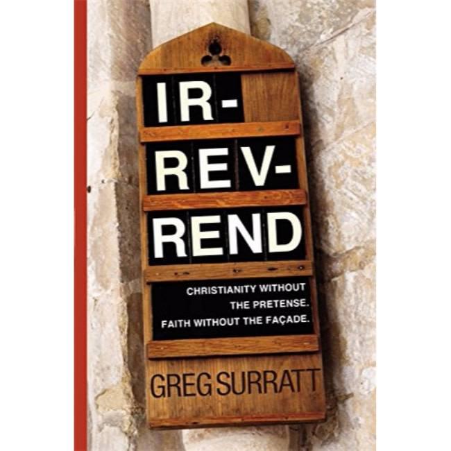GREG SURRATT Ir-Rev-Rend