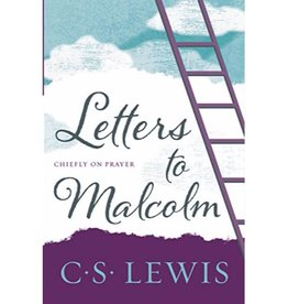 C S LEWIS Letters To Malcolm