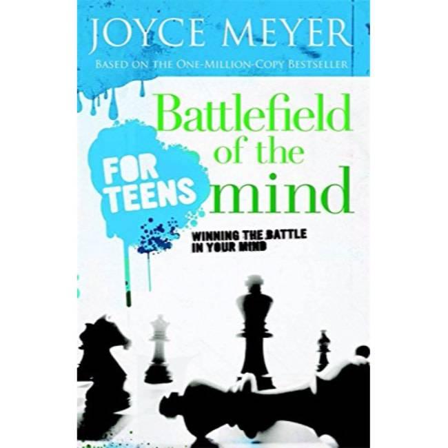 JOYCE MEYER Battlefield Of The Mind For Teens