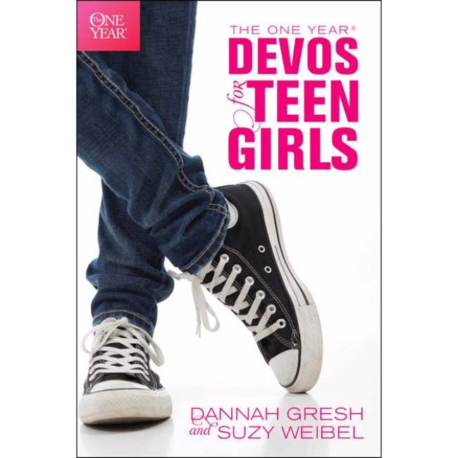 DANNAH GRESH Devos For Teen Girls