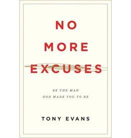 TONY EVANS No More Excuses
