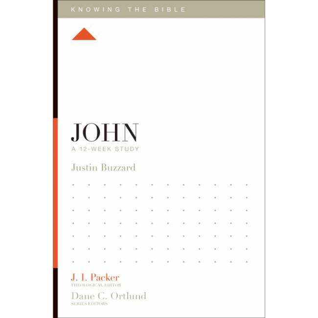 Justin Buzzard John Bible Study