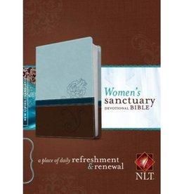NLT Women's Sanctuary Devotional Bible