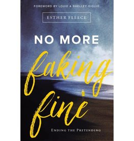 ESTHER FLEECE No More Faking Fine