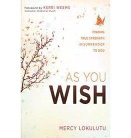 MERCY LOKULUTU As You Wish