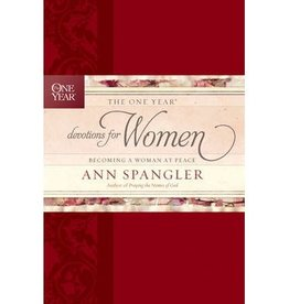 ANN SPANGLER The One Year Devotions For Women